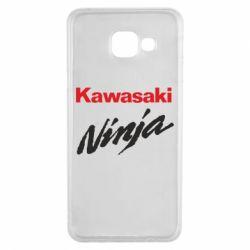 Чехол для Samsung A3 2016 Kawasaki Ninja