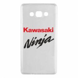 Чехол для Samsung A7 2015 Kawasaki Ninja