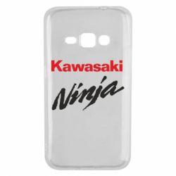 Чехол для Samsung J1 2016 Kawasaki Ninja