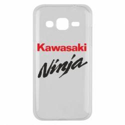 Чехол для Samsung J2 2015 Kawasaki Ninja