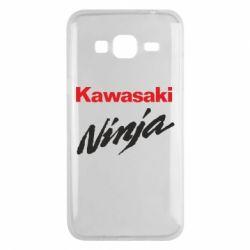 Чехол для Samsung J3 2016 Kawasaki Ninja
