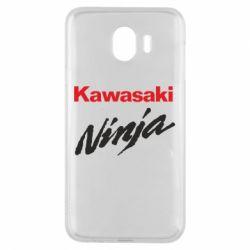 Чехол для Samsung J4 Kawasaki Ninja