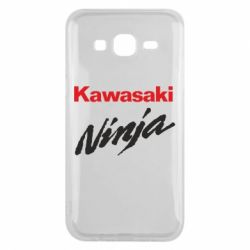 Чехол для Samsung J5 2015 Kawasaki Ninja