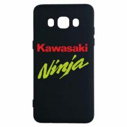 Чехол для Samsung J5 2016 Kawasaki Ninja
