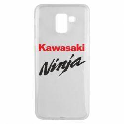 Чехол для Samsung J6 Kawasaki Ninja