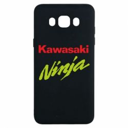 Чохол для Samsung J7 2016 Kawasaki Ninja