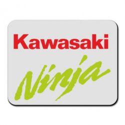 Килимок для миші Kawasaki Ninja
