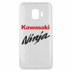 Чехол для Samsung J2 Core Kawasaki Ninja