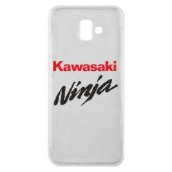 Чехол для Samsung J6 Plus 2018 Kawasaki Ninja