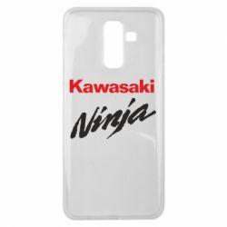 Чехол для Samsung J8 2018 Kawasaki Ninja