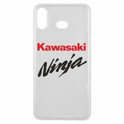 Чохол для Samsung A6s Kawasaki Ninja
