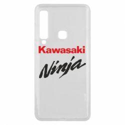 Чехол для Samsung A9 2018 Kawasaki Ninja