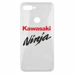 Чохол для Xiaomi Mi8 Lite Kawasaki Ninja