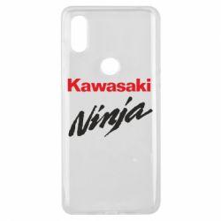 Чохол для Xiaomi Mi Mix 3 Kawasaki Ninja