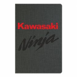 Блокнот А5 Kawasaki Ninja