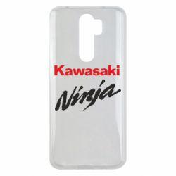 Чохол для Xiaomi Redmi Note 8 Pro Kawasaki Ninja