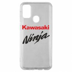 Чехол для Samsung M30s Kawasaki Ninja