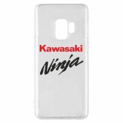 Чехол для Samsung S9 Kawasaki Ninja