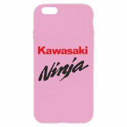 Чехол для iPhone 6 Plus/6S Plus Kawasaki Ninja