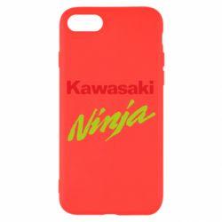 Чехол для iPhone 7 Kawasaki Ninja