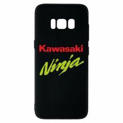 Чохол для Samsung S8 Kawasaki Ninja