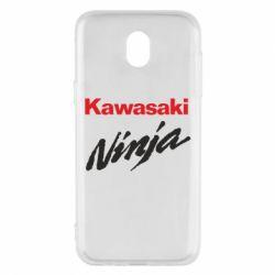 Чехол для Samsung J5 2017 Kawasaki Ninja