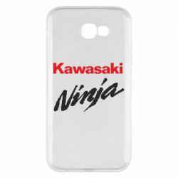 Чехол для Samsung A7 2017 Kawasaki Ninja
