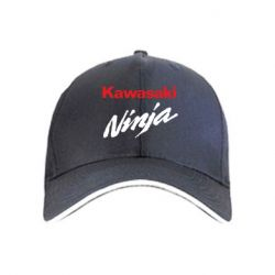 кепка Kawasaki Ninja - FatLine