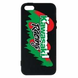 Чехол для iPhone5/5S/SE Kawasaki Racing