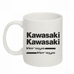 Кружка 320ml Kawasaki2 - FatLine