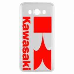 Чохол для Samsung J7 2016 Kawasaki
