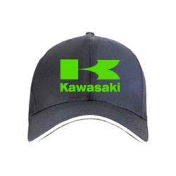 кепка Kawasaki - FatLine