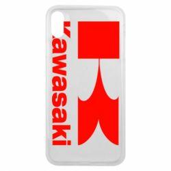 Чехол для iPhone Xs Max Kawasaki