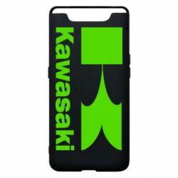 Чехол для Samsung A80 Kawasaki