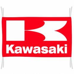 Флаг Kawasaki