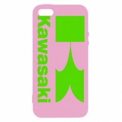 Чохол для iphone 5/5S/SE Kawasaki