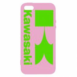 Чехол для iPhone5/5S/SE Kawasaki