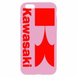 Чехол для iPhone 6 Kawasaki