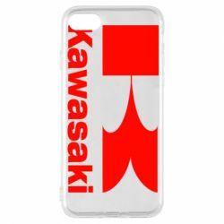 Чехол для iPhone 8 Kawasaki