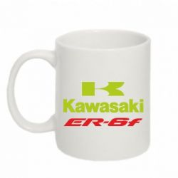 Кружка 320ml Kawasakie ER-6F - FatLine