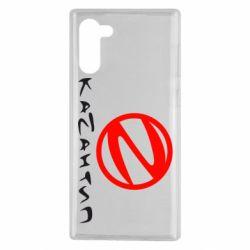 Чехол для Samsung Note 10 Казантип