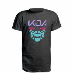 Подовжена футболка KDA