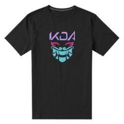 Чоловіча стрейчева футболка KDA