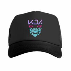 Кепка-тракер KDA