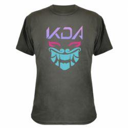 Камуфляжна футболка KDA
