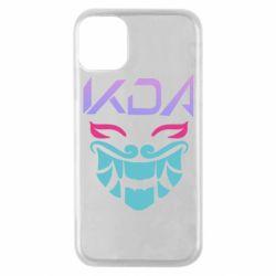 Чохол для iPhone 11 Pro KDA