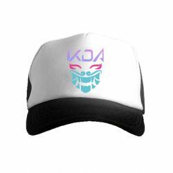 Дитяча кепка-тракер KDA