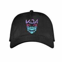 Дитяча кепка KDA
