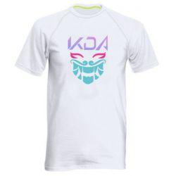 Чоловіча спортивна футболка KDA