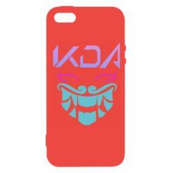 Чохол для iphone 5/5S/SE KDA